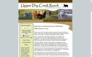 Upper Dry Creek Ranch