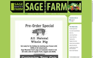 Sage Mountain Farm