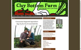 Clay Bottom Farm