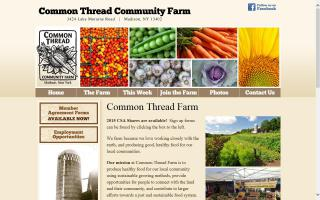 Common Thread Community Farm
