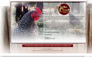 Cache Creek Meat Co.