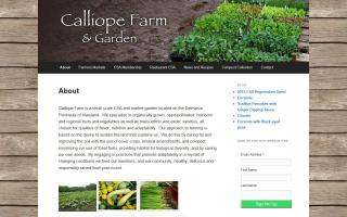 Calliope Farm and Garden