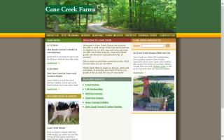 Cane Creek Farms