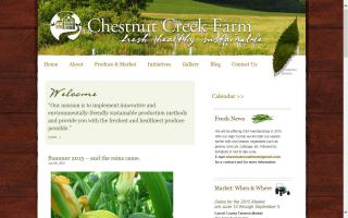 Chestnut Creek Farm