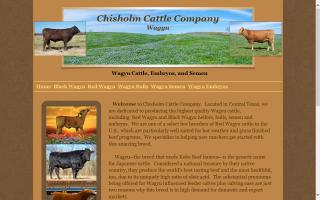 Chisholm Cattle Company, LLC