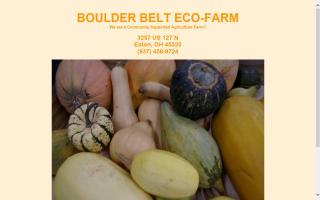 Boulder Belt Eco-Farm