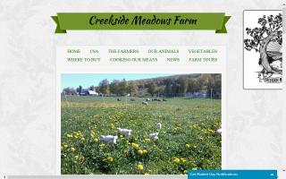 Creekside Meadows Farm