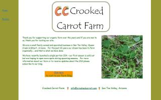 Crooked Carrot Farm