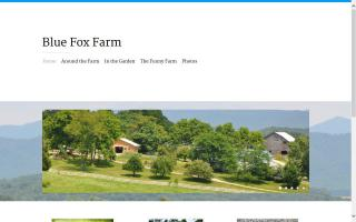 Blue Fox Farm