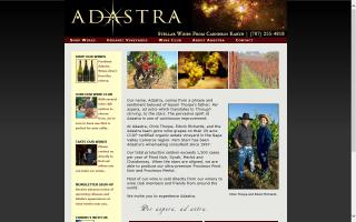 Adastra Vineyards