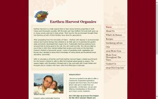 Earthen Harvest
