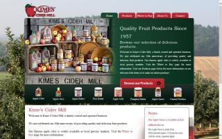 Kime's Cider Mill