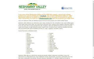 Neshaminy Valley Natural Foods