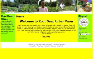 Root Deep Urban Farm