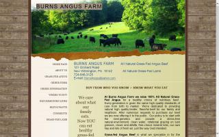 Burns Angus Farm