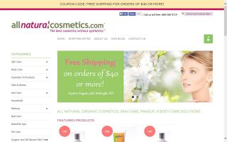 Cosmetics Without Synthetics, Inc.