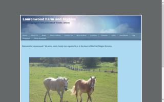 Laurenwood Farm and Stables