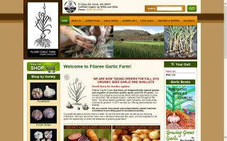Filaree Garlic Farm