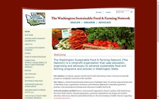 Washington Sustainable Food & Farming Network