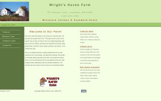 Wright's Haven Farm