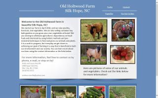 Old Holtwood Farm, LLC.