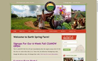 Earth Spring Farm