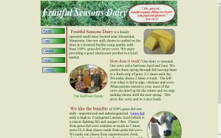 Fruitful Seasons Dairy, Inc.