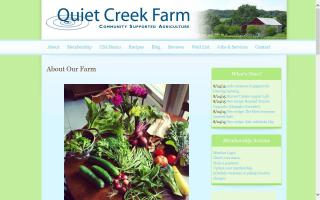 Quiet Creek Farm