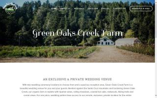 Green Oaks Creek Farm and Retreat