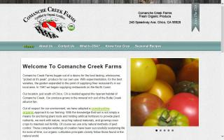 Comanche Creek Farms