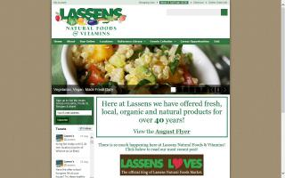 Lassen's Natural Foods & Vitamins
