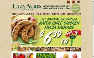 Lazy Acres Market