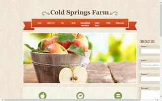 Cold Springs Farm