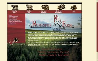 Homespun Hill Farm