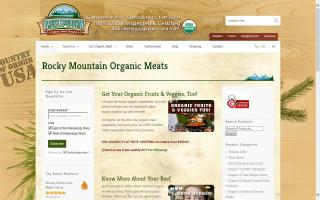 Rocky Mountain Organic Meats