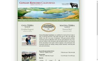 Conlan Ranches California, Inc.