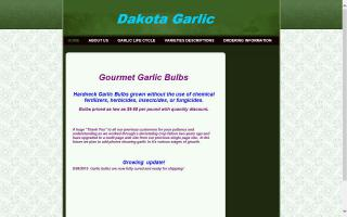 Dakota Garlic