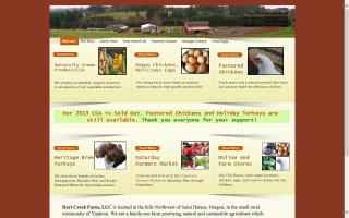 Dart Creek Farm, LLC.