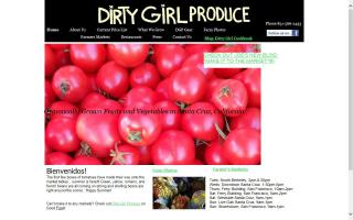 Dirty Girl Produce