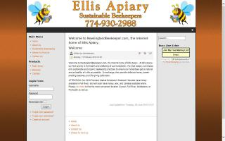 Ellis Apiary - Sustainable Beekeepers