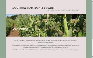 Equinox Community Farm