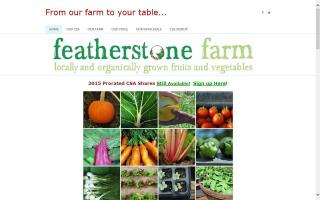 Featherstone Fruits and Vegetables, LLC.