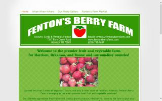 Fenton's Berry Farm