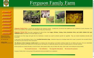 Ferguson Family Farm