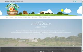Geraldson Community Farm