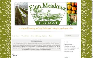 Finn Meadows Farm