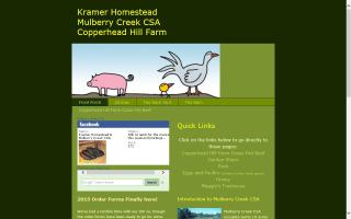 Kramer Homestead & Mulberry Creek CSA