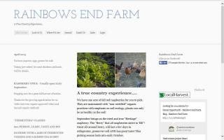 Rainbows End Farm