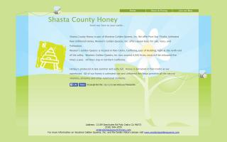 Shasta County Honey