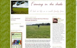Farming In The Shade - Blog